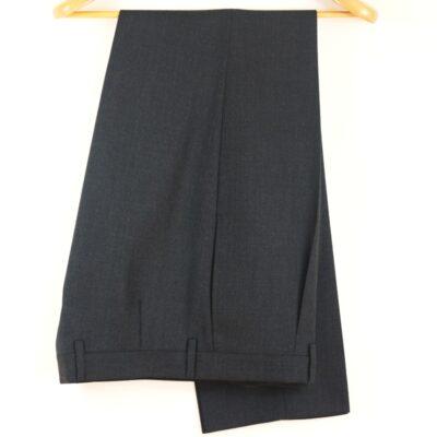 Pantalón gris vestir con pinza