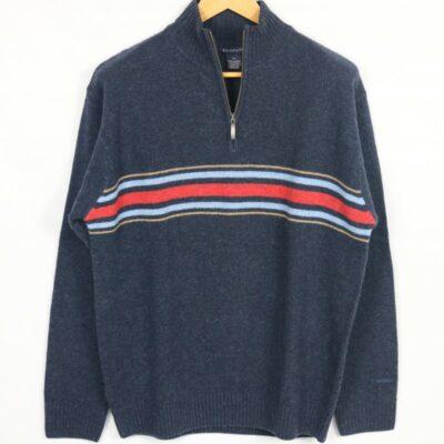 Jersey Gant azul marino