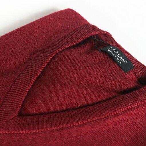 Jersey sin mangas